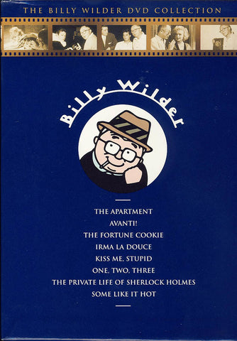 The Billy Wilder DVD Collection (Boxset) DVD Movie