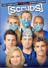 Scrubs - The Complete Ninth and Final Season (Boxset)
