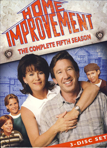 Home Improvement - The Complete Fifth Season (Boxset) DVD Movie