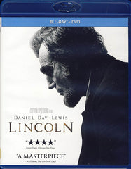 Lincoln Blu-ray + DVD combo pack (Blu-ray)