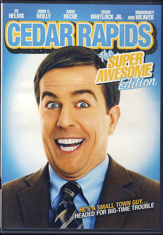 Cedar Rapids DVD Movie