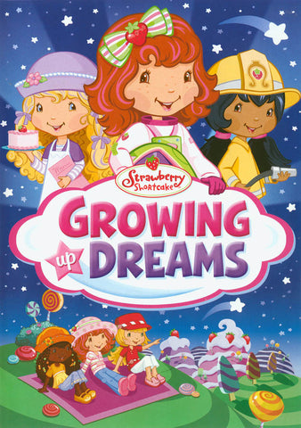 Strawberry Shortcake - Growing Up Dreams DVD Movie