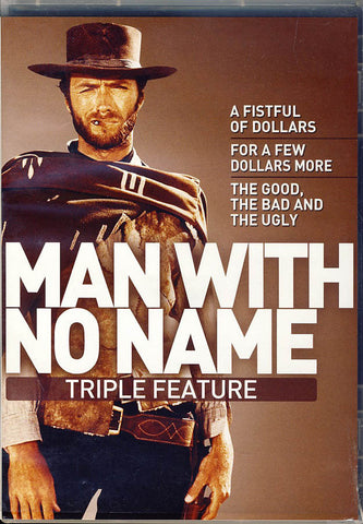 Man With No Name - Triple Feature DVD Movie