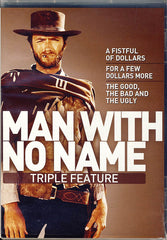 Man With No Name - Triple Feature