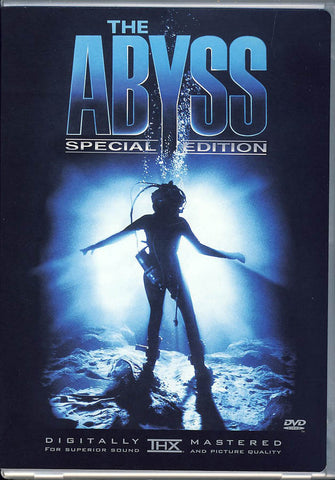 The Abyss (Special Edition)(Blue Cover) DVD Movie