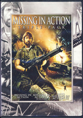 Missing in Action / Missing in Action 2 - The Beginning / Braddock - Missing in Action III