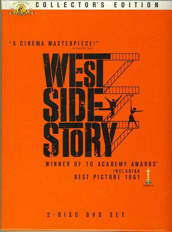 West Side Story (Collector s Edition) (Boxset) DVD Movie