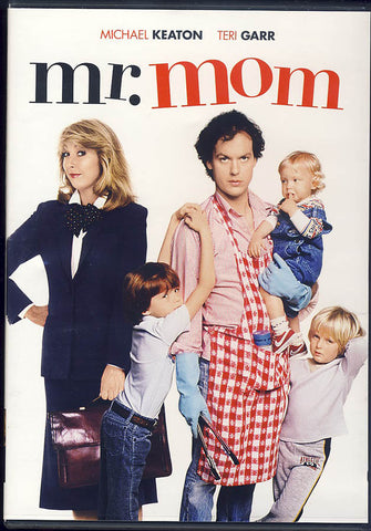 Mr. Mom DVD Movie