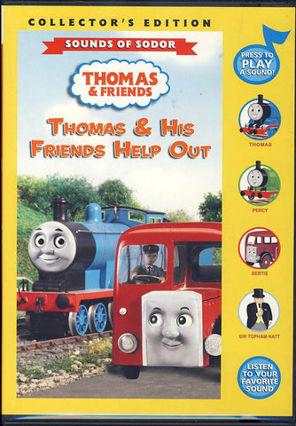 Thomas and Friends - Thomas and His Friends Help Out (Collector s Edition) DVD Movie