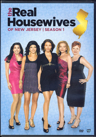 The Real Housewives of New Jersey - Season 1 DVD Movie
