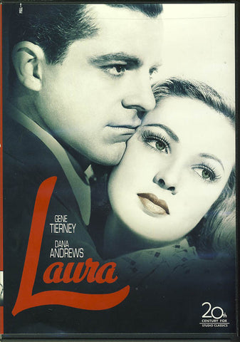 Laura (White Cover) DVD Movie