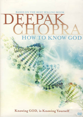 Deepak Chopra - How to Know God DVD Movie