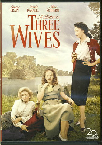 A Letter to Three Wives DVD Movie