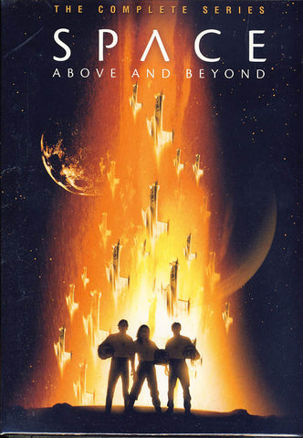 Space Above and Beyond - The Complete Series (Boxset) DVD Movie