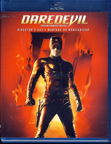 Daredevil (Bilingual) (Blu-ray) BLU-RAY Movie