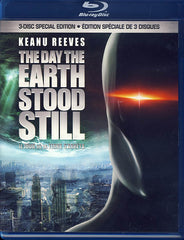 The Day the Earth Stood Still - 3-Disc Special Edition (Bilingual) (Blu-ray)