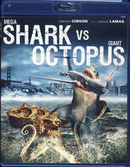 Mega Shark vs Giant Octopus (Blu-ray)