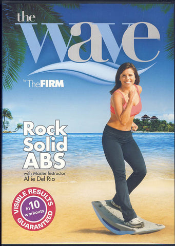 The WAVE - Rock Solid Abs - by The Firm DVD Movie
