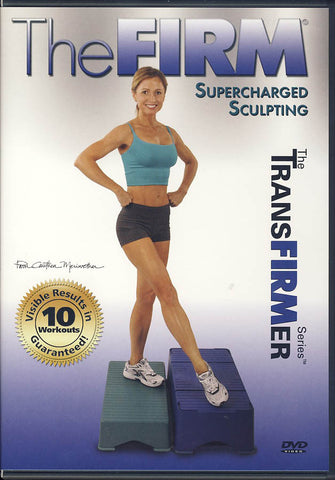 The Firm - Supercharged Sculpting DVD Movie