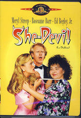 She-Devil (MGM) (Bilingual)