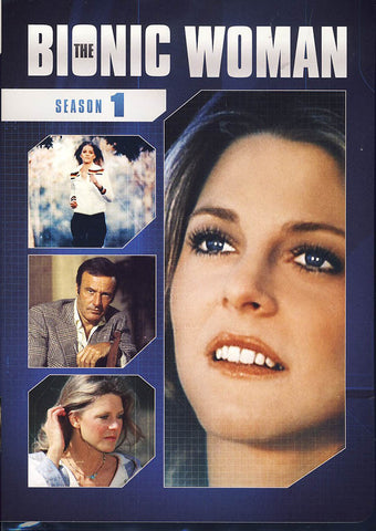 The Bionic Woman - Season 1 (Boxset) DVD Movie