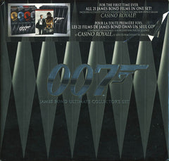 James Bond Ultimate Collector s Set (Boxset)