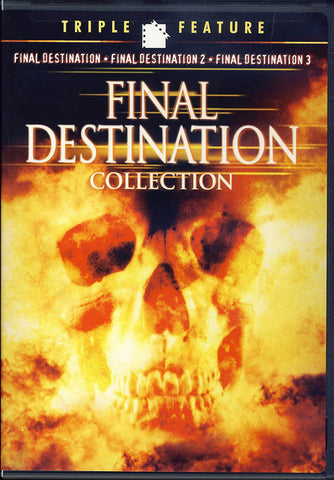Final Destination Collection (1/2/3) DVD Movie