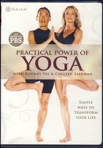 The Practical Power Of Yoga DVD Movie