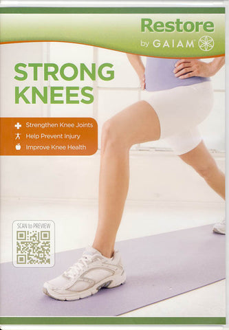 Strong Knees - By Chantal Donnelly DVD Movie