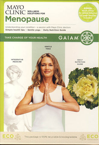 Mayo Clinic Wellness Solutions for Menopause DVD Movie