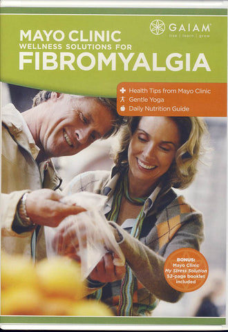 Mayo Clinic Wellness Solutions for Fibromyalgia DVD Movie