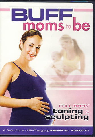 Buff Moms-To-Be DVD Movie