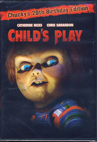 Child s Play (Chucky s 20th Birthday Edition) DVD Movie