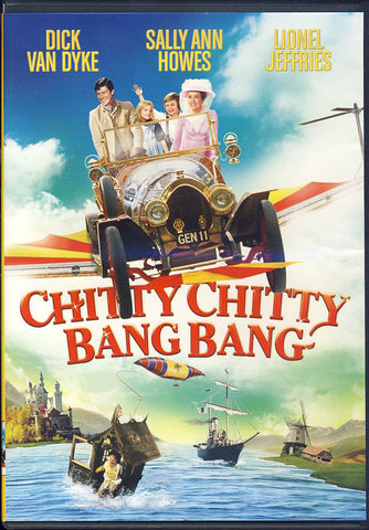Chitty Chitty Bang Bang (MGM) (Widescreen) DVD Movie