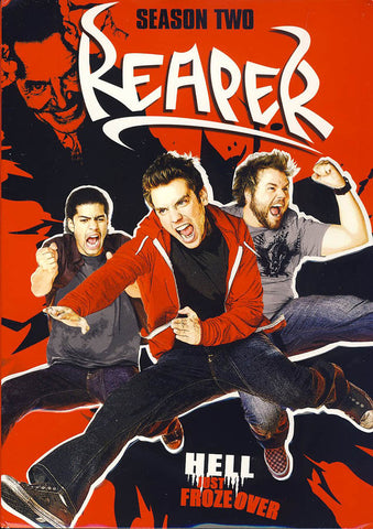 Reaper - Season (2) Two (Boxset) (AL) DVD Movie