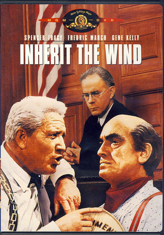 Inherit the Wind (MGM) DVD Movie