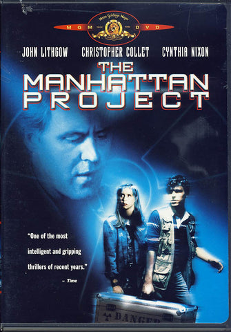 The Manhattan Project DVD Movie