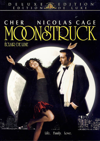 Moonstruck (Deluxe Edition) (MGM) (Bilingual) DVD Movie