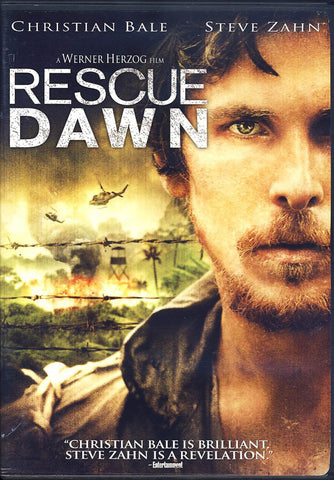 Rescue Dawn DVD Movie