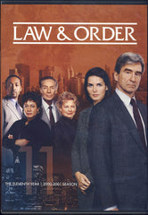 Law & Order - The Eleventh Year (2000-2001)(Boxset)