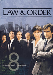 Law & Order - Eighth Year (8) (Boxset)