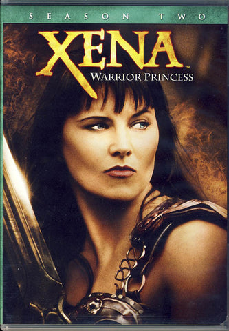 Xena: Warrior Princess - Season Two DVD Movie