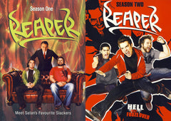 Reaper Complete Series (Season 1 and 2)(Boxset)