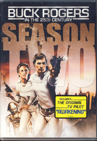 Buck Rogers in the 25th Century - Season Two (Keepcase) (Boxset) DVD Movie