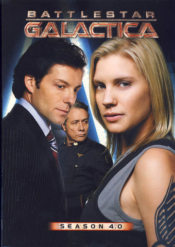 Battlestar Galactica Season 4.0 (Boxset) DVD Movie