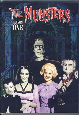 The Munsters - Season 1 DVD Movie