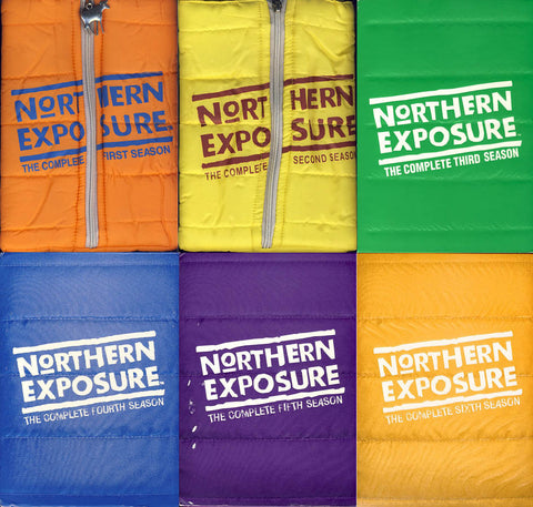 Northern Exposure - The Complete Series (Boxset) DVD Movie