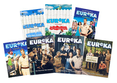 Eureka: The Complete Series (Season 1, 2, 3.0, 3.5, 4.0, 4.5, 5)(Boxset)