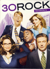 30 Rock: Season 5 (Boxset)
