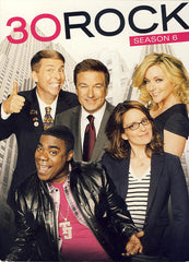 30 Rock: Season 6 (Boxset)